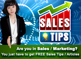 SALES TIPS - FOR WEBSITE 2015