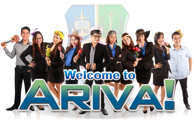WELCOME TO ARIVA 2015