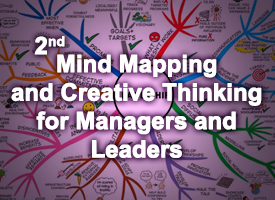 MIND MAPPING AND CREATIVE THINKING FOR MANAGES AND LEADERS 2