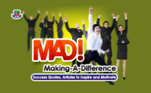 Making A Difference – How to Stay Productive in a Loud Office