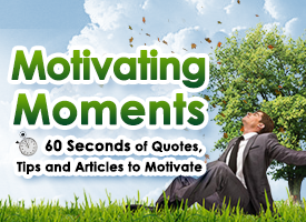 MOTIVATING MOMENTS 2015
