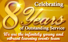 Celebrating 8 Years of Outstanding Service