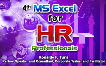 4th MS Excel for HR Professionals